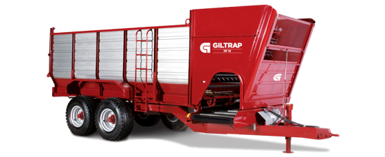 Giltrap Engineering RF Forage Wagon Controller