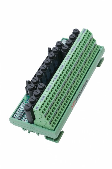 16 Way Analogue Input Module