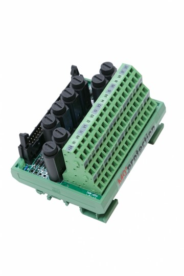 8 Way Analogue Input Module